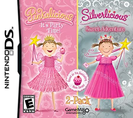 Pinkalicious: It's Party Time / Silverlicious: Sweet Adventure