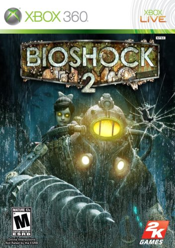 Bioshock 2 on XBox360