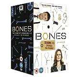 Bones - Season 1-5 [DVD]