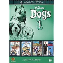 Disney 4-Movie Collection: Dogs 1 (Shaggy Da / Shaggy Dog (1959) / Shaggy Dog (2006) / The Ugly Dachshund)