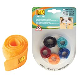 MX EASY CABLE TIES 13MM X 125MM - CABLE ORGANIZER - MX 3093