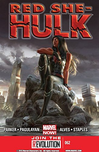 Red She-Hulk (2012-2013) #62 (Hulk (2008-2013)) (Cowles Red compare prices)