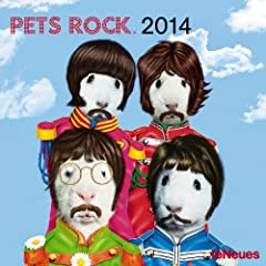 2014 Pets Rock Calendar