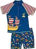 Playshoes 460262 - Bóxer baño para niños, color original 900, talla 5 años (110 cm)
