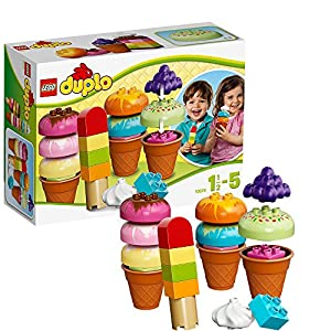 LEGO DUPLO - Helados creativos (10574) marca LEGO - BebeHogar.com