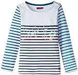 Scullers Kids Girls' Shirt (MU0233_White_7 - 8 years)