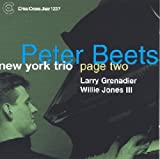 echange, troc Peter Beets - New York Trio -- Page Two