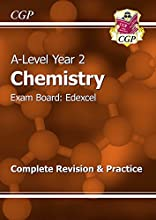 New 2015 A-Level Chemistry Edexcel Year 2 Complete Revision amp Practice