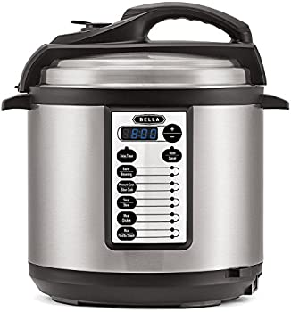 Bella BLA14467 6-Quart Multi-Function Electric Pressure Cooker