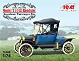 ICM 1/24 T型フォード 1912 ロードスター (24001)