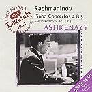 Rachmaninov : Concertos pour piano n� 2 et n� 3  (coll. Decca Legends)
