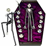 Master Replica Nightmare Before Christmas Jack Skellington 20-Inch Stop-Motion Figure Replica