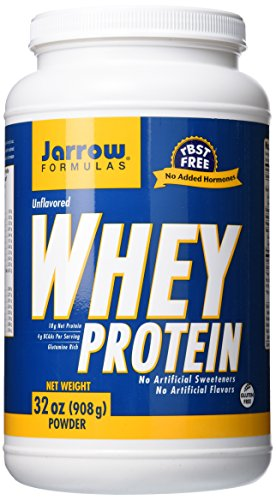 Jarrow Formulas Whey Protein, Supports Muscle Development, Unflavored, 32 oz. (Muscle Development compare prices)
