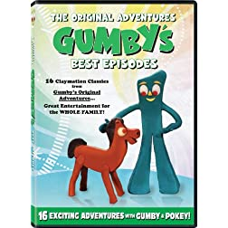 The Best of Gumby: The Original Adventures