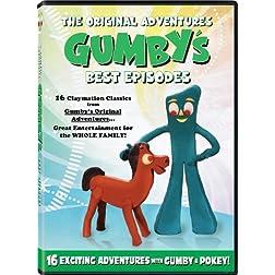 The Best of Gumby: The Original Adventures