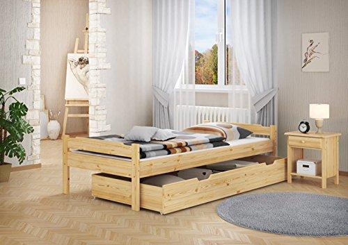 60.31-08 S5 letto Mass in legno di pino