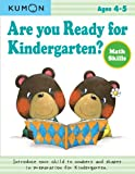 img - for Are you Ready for Kindergarten?: Math Skills book / textbook / text book