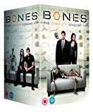 Bones - Season 1-7 [DVD]