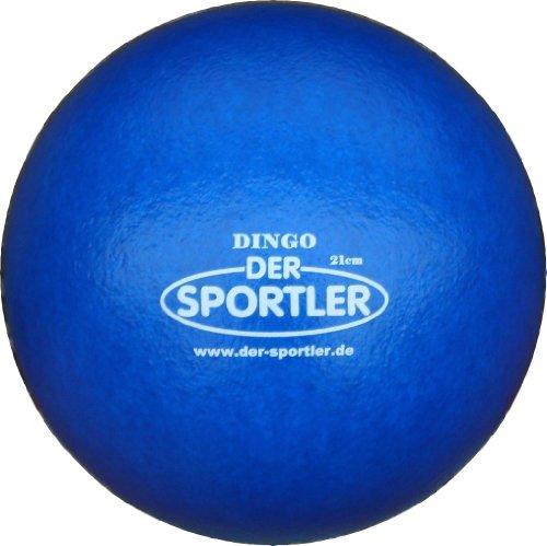Schaumstoffball mit Ele-Haut 21cm mit super-stabiler Haut Softball