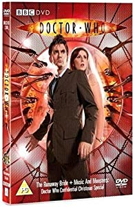 Doctor Who: The Runaway Bride, 2006 Christmas Special  [DVD] [2005]