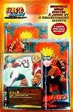 echange, troc Bi-pack Booster 8 cartes Naruto : 2 Booster Pack + 1 carte spéciale