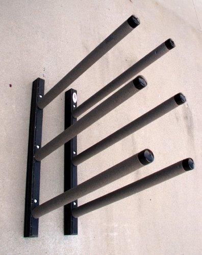 Images for Surfdogz - 3 SUP, Steel Peg / Poly Base Wall Rack Set
