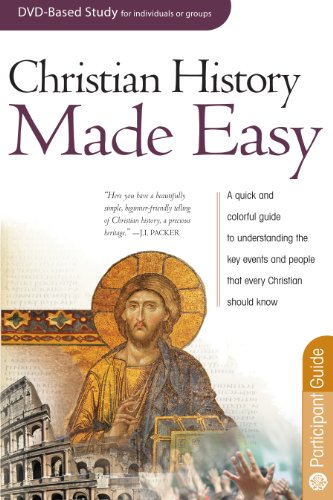 Christian History Made Easy Participant Guide (Bible History Made Easy compare prices)