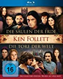 Die Säulen der Erde/Die Tore der Welt [Blu-ray]