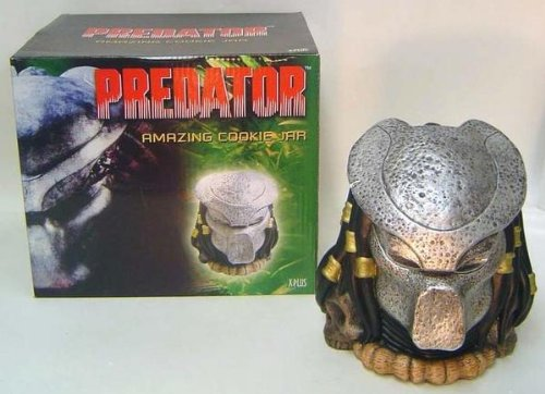 Predator Cookie Jar By X-plus, Sota Toys