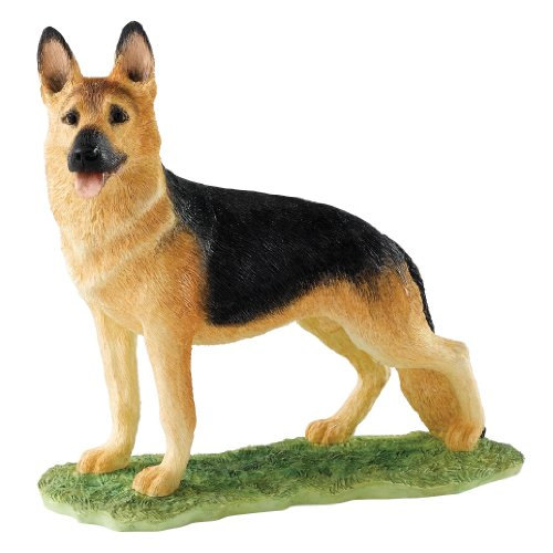 Bfa Studio Dogs Enesco Border Fine Arts Schäferhund Figur