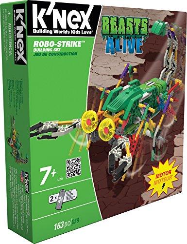 K'NEX Robo Strike Building Set JungleDealsBlog.com