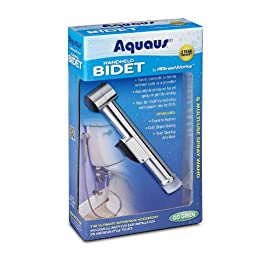 Aquaus Diaper Sprayer - The New & Improved Mini-Shower