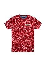 Firetrap Camiseta Manga Corta Tarling (Rojo)
