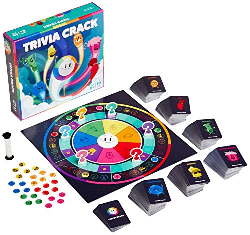 Trivia Crack Official Board Game
