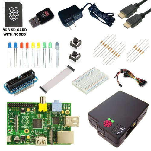 CanaKit Raspberry Pi Ultimate Starter Kit (Over