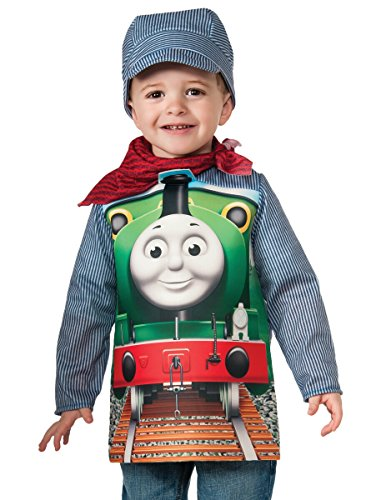 Rubies Thomas and Friends: Deluxe Percy The Small Engine and Engineer Costume