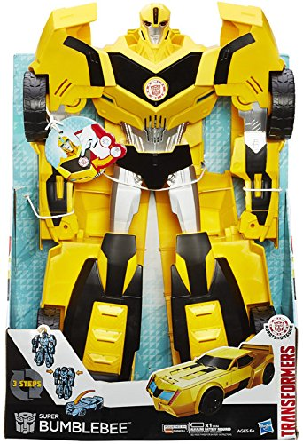 Transformers - Super Bumblebee Action Figure
