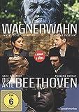 DVD Cover 'Wagnerwahn / Die Akte Beethoven [2 DVDs]
