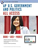img - for AP U.S. Government & Politics All Access Book + Online + Mobile (Advanced Placement (AP) All Access) book / textbook / text book