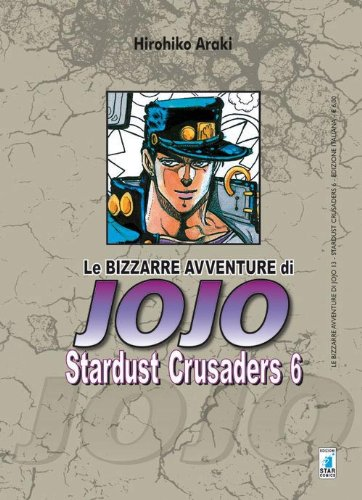 Stardust crusaders. Le bizzarre avventure di Jojo: 6
