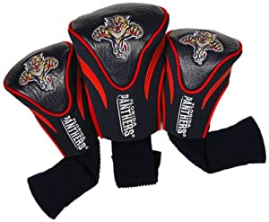 NHL Florida Panthers 3 Pack Contour Headcovers by Team Golf