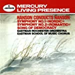 Hanson: Symphony No. 1 Nordic; Sympho...