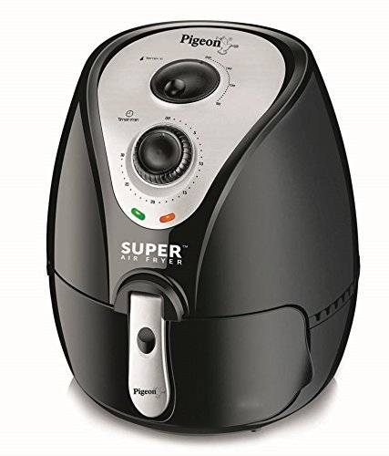 Buy Pigeon AF-Super 2.2-Litre Air Fryer Online at Low Prices in India - Amazon.in