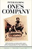 'ONE'S COMPANY: A JOURNEY TO CHINA, IN 1933 (TRAVEL LIBRARY)' (0140095098) by PETER FLEMING
