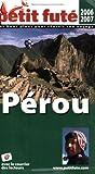 echange, troc Dominique Auzias, Jean-Paul Labourdette - Le Petit Futé Pérou