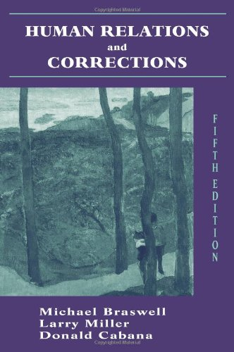 Human Relations and Corrections