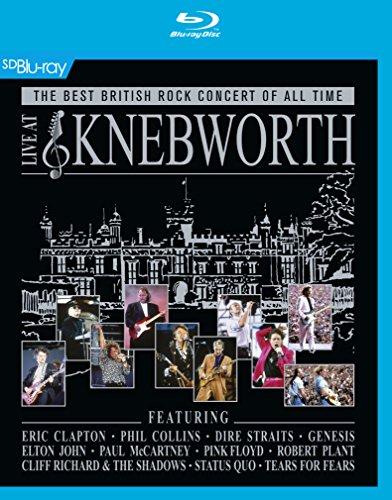 Blu-ray : Live at Knebworth (Blu-ray)