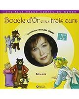 Boucle d'Or et les trois ours (1CD audio)