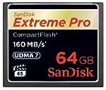 SanDisk Extreme Pro CompactFlash 64GB...