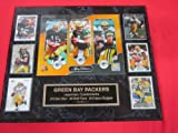 Green Bay Packers LEGENDARY QUARTERBACKS 6 Card Collector Plaque w/8x10 Photo at Amazon.com